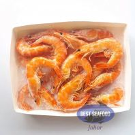 Cooked White Prawn / ����Ϻ / Udang Masak (Size 21-25)(sold per pack)