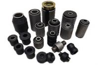Rubber and rubber to metal bonded bushes, mounting and air ducting for light, medium and heavy duty trucks