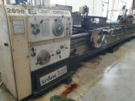 630 X 6M LATHE WITH GUN DRILL ATTACHMENT SYSTEM