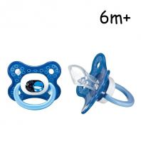 KUKU DUCKBILL Colourful Orthodontics Pacifier 6 month+ BLUE (KU5511)