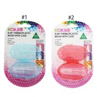 AC-016 OKBB BABY THERMOPLASTIC BRUSH WITH CASE