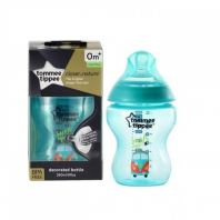 TOM1007 - TOMMMEE TIPPEE BOTTLE SINGLE PACK 260ML- JADE GREEN