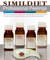SIMIDIET Professional Dermatology Peelings from Spain