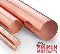 Copper Round Bar | Grade: C1100 (JIS H3140-1/2H) | K. Seng Seng Industries Sdn Bhd