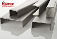 Stainless Steel U Channel | Grade: AISI 304/ 316* | K. Seng Seng Industries Sdn Bhd