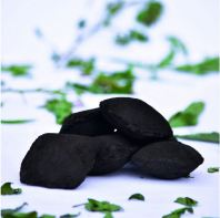 Pillow Shaped Charcoal Briquette