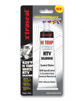 X'TRASEAL 625��F WHITE RTV SILICONE GASKET MAKER