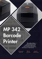 MP 342 Barcode Printer