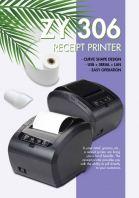 ZY 306 Receipt Printer