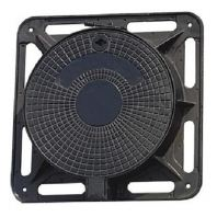 Manhole Cover C/W Hinged and Locking System