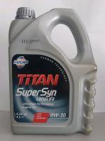 TITAN SUPERSYN LONGLIFE SAE 0W30 (4L)