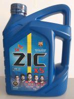 ZIC X5 10W-40 SEMI SYNTHETIC (API-SN PLUS)