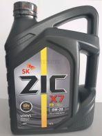 ZIC X7 0W-20 (API-SN PLUS)