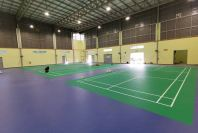 Dewan badminton Court Vinyl Sheet