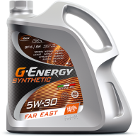 G-Energy Synthetic Far East 5W-30