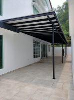 Alumbond Composite Panel @Tiara Residence, Kajang, Selangor