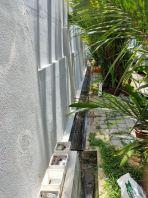 Iron Drain @Jalan Awan Berarak, Kuala Lumpur