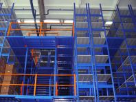 Shelving Supported Platform