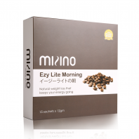 Mizino Ezy Lite Morning (Coffee)