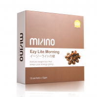Mizino Ezy Lite Morning (Chocolate)