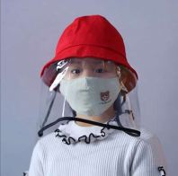 Kids Hat/Cap with Protective Face Shield