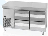 Drawer Counter Chiller And Freezer