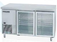 Glass Door Counter Chiller 1500