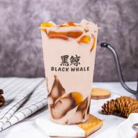Black Crystal Milk Tea