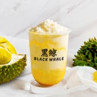 Fruity Durian Yogurt