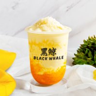 Fruity Durian-Mango Yogurt