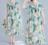 Sheisahero Korea - Flora Dress 880006