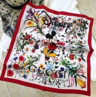 Disney x Gucci Silk Scarf