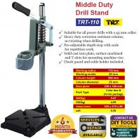 TRT Middle Duty Drill Stand TRT-110