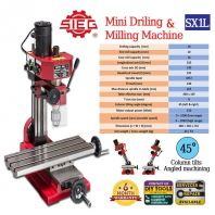 Mini Drilling & Milling Machine SX1L