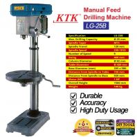 KTK Manual Feed Drilling Machine LG-25B
