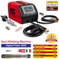 TELWIN Spot Welding Machine �C Digital Puller 5500 400V