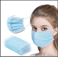 High Quality Thick Medical Grade Disposable 3-Ply Mask