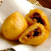 Fried Stuffed Dumpling