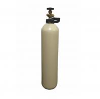 10L PORTABLE CYLIDNDER C/W CARBON DIOXIDE (CO2)