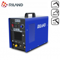 RILAND MMA-TIG-CUT CT416II MULTI PROCESS WELDING & PLASMA CUTTING MACHINE
