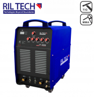 RIL TECH TIG IT400I WELDING MACHINE