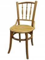 Kopitiam Dining Chair (Natural-Water Based)