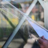Anti Graffiti Window Film