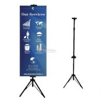 Tripod Stand + Bunting Poster
