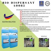 Bio Dispersant (enzymes) x 4 bottles