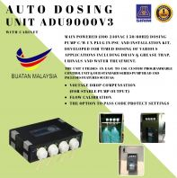 Auto Dosing Unit (ADU) with Lockable Cabinet