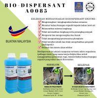Biodispersant (enzymes) 1 Litre x2