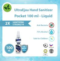 Hand Sanitizer Pocket 60ML Safe for children