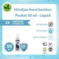 UltraEjau 便携式消毒液 - 50ml