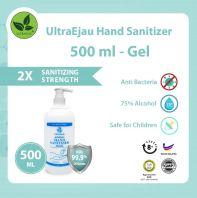 UltraEjau 免洗消毒洗手液 500ML - 凝胶型